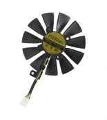 Вентилятор для видеокарты Б/У ASUS GeForce ROG GTX 1060 (правый)