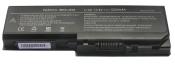 АКБ для ноутбука Toshiba (PA3536U-1BRS) / 10.8V, 5200mAh / Equium L350D, P200, P300 черная