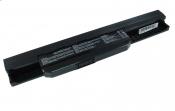 АКБ для ноутбука Asus (A32-K53) / 10.8V, 5200mAh / A43, A53, K84 черная