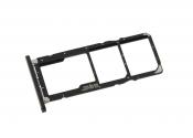 Лоток SIM карты ASUS Zenfone Max Pro (M1) ZB602KL черный