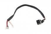 Разъем питания Б/У HP ProBook 4510s с кабелем Rev A.0