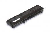 АКБ для ноутбука Toshiba (PA3331U-1BRS) / 10.8V, 5200mAh / Satellite M30, M35, Pro M30 черная