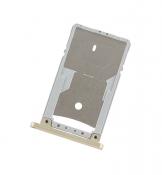 Лоток SIM карты ASUS ZenFone 3 Deluxe ZS550KL золотистый / 13AZ01F1AM0101