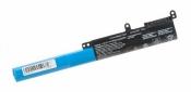 АКБ для ноутбука ASUS (A31N1601) / 11.1V, 2600mAh / X541 черная
