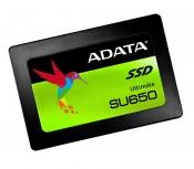 "SSD накопитель 240Gb (2.5"", SATA3) ADATA Ultimate SU650 ASU650SS-240GT-R (чипы 3D TLC)"
