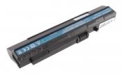 АКБ для ноутбука Acer (UM08A71) / 11.1V, 5200mAh / Aspire One A110, A150, D250 черная