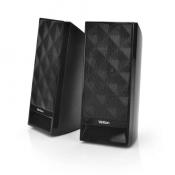 Колонки VELTON VLT-SP106UBl 2.0 10Вт (5Вт*2) питание USB