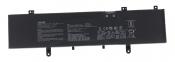 АКБ для ноутбука ASUS (B31N1632) ORIGINAL / 11.52V, 3653mAh / X405UA черная