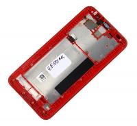 """Модуль для смартфона Б/У 5.5"""" ASUS ZenFone 2 ZE551ML красный с рамкой"""