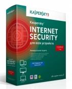 ПО Антивирус Kaspersky Internet Security для всех устройств 3 ПК 1год ! на 3ПК