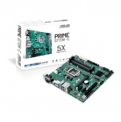 Материнская плата s1151 ASUS PRIME Q270M-C 4хDDR4,6xSATA,8xUSB, VGA,HDMI, PCI-E16,2xPCI-E1,PCI, mATX
