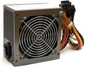 Блок питания 450Вт Krauler 120мм вентилятор, 20+4pin MB,4+4pin CPU, 4xSATA,2xMolex, 2x(6+2)pin PCI-E