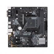 Материнская плата sAM4 ASUS PRIME B450M-K 2xDDR4, 4xSATA,6xUSB, DVI-D,VGA, PCI-E16,2xPCI-E1, mATX