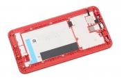 """Модуль для смартфона 5.5"""" ASUS ZenFone 2 ZE551ML красный ORIGINAL с рамкой"""