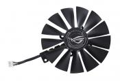 Вентилятор для видеокарты Б/У ASUS ROG Strix RX 570 / ROG-STRIX-RX570-O4G-GAMING