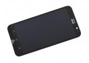 """Модуль для смартфона Б/У 5.5"""" ASUS ZenFone Go ZB551KL черный ORIGINAL с рамкой /хор состояние"""