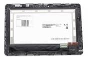 """Модуль для планшета Б/У 10.1"""" ASUS Transformer Pad TF103C белый ORIGINAL с рамкой"""